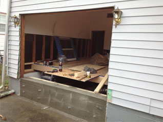Garage Conversion Four Seasons Home Repair